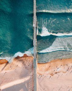 . Photography Beach, Aerial Photography, Landscape Photography, Travel Photography, Photography Ideas, Building Photography, Nature Photography, Fotografia Drone, Seal Beach California