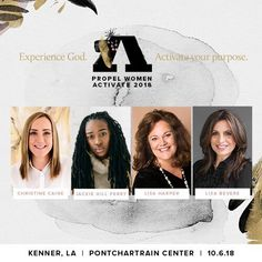 The Official Website of the Pontchartrain Center Jackie Hill Perry, Christine Caine, Lisa, Events, Women, Women's