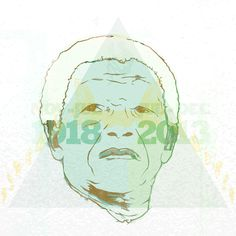 Mandela: The Life The Time Poster on Behance