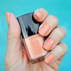 chanel coquillage nail polish cruise 2017 summer