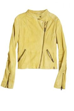 Blouson Leather Jacket | Calypso St. Barth