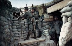 Hans Hildenbrandwas a German photographer who was famous for taking color photographs during World War I. Following the war he became a photographer for...