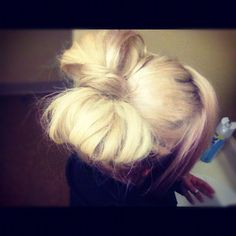 wish my hair could do that..