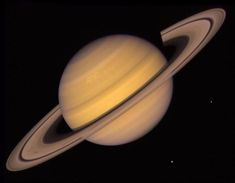 The rings of Saturn are only 30 feet thick. / 17 Facts That Sound Like B.S. But Are Actually True (via BuzzFeed)