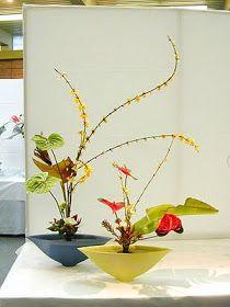 Let's Learn Japanese 日本語を勉強しましょう: Ikebana: Exquisite Japanese Flower Arrangements