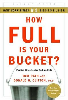 How Full is Your Bucket by Tom Rath [All titles on our virtual bookshelf are recommended by certified school counselors at Laurel Springs School.]