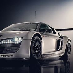 Visit The MACHINE Shop Café... ❤ Best of Audi @ MACHINE... ❤ (Audi R8 Racing Coupé)