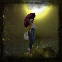An awesome Virtual Reality pic! Stormy Night #avi #avatar #avatars #boricua #collared #gamer #instagood #instadaily #imajica #imajicasgestures #imajicasgspotgestures #italian #neko #picoftheday #pixels #puertorican #sl #secondlife #secondlifers #secondlifefashion #submissive #virtual #virtualreality #virtualrealityworld #storm #rain #umbrella by imajicavemoflow check us out: http://bit.ly/1KyLetq