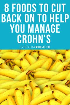 While there is no one-size-fits-all diet for people with Crohn's disease, being aware of common food triggers and carefully managing what you eat and drink may help you better control your symptoms.