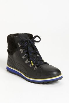 Would love these for snow in the city!!  puma-citysnowboot-84
