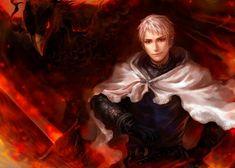 Tags: Anime, Erico Lotus, Axis Powers: Hetalia, Prussia, Realistic, Black Handwear, Black Gloves