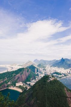 View from Sugarloaf Mountain | photography by http://www.britaphotoblog.com/