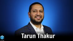 Tarun Thakur, Rubrik Datos IO | CUBEConversation, Sept 2018 Video Library, Conversation, Studio, Studios