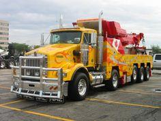 Tow Truck, Big Trucks, Car Hauler Trailer, Towing And Recovery, Road Train, Heavy Duty Trucks, Good Ole, Custom Trucks, Tractors