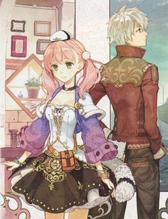 I seriously can't wait to start the game, and watching the anime only made me want to play it more, I love the story overall and recommend it
