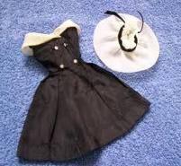 60's barbie dress