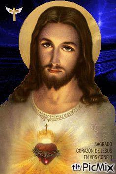 Chúa Giêsu Jesus And Mary Pictures, Catholic Pictures, Pictures Of Jesus Christ, King Jesus, Jesus Is Lord, Miséricorde Divine, White Jesus, Bible Photos, Jesus Photo