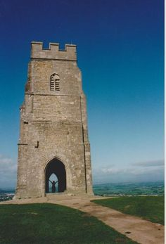 Britain: Tour at Glastonbury Tor
