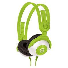 Kidz Gear Volume Limit Headphones - Green |