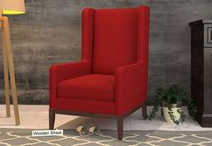 Swivel Armchairs For Living Room Code: 6351571841 Swivel Armchair, Wingback Chair, Outdoor Dining Chair Cushions, Wing Chair, Wings, India, Living Room, Modern, Stuff To Buy