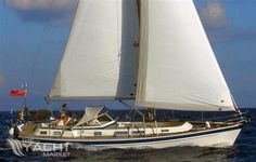 Hallberg-Rassy 43 Used Boat for Sale 2006 | TheYachtMarket