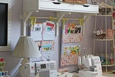 Craft Sewing Room Ideas On Pinterest 66 Pins | Search Results ...