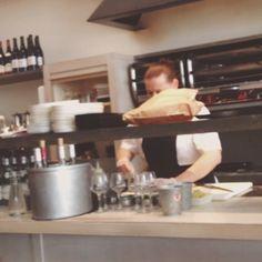 Cuisine De Bar pink lunch at cuisine du bar. #tartine #poilane | tartines