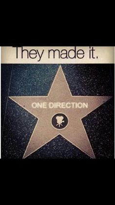 Yes indeed > I'm so happy for our boys :D>> proud to be a Directioner
