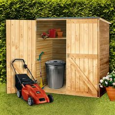landscaping and outdoor building outdoor garden shed wooden