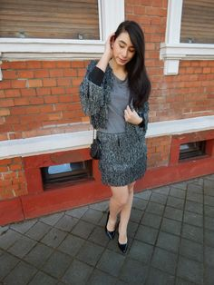 >fringed outfit<