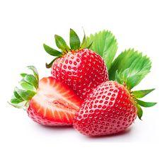Febrero es un mes excelente para comer fresas. Son bajas en calorías y están cargadas de antioxidantes. #ingredientes #cocina #fresas