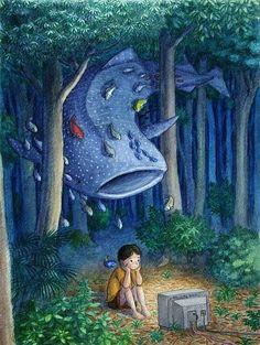Beautiful Illustrations by Shinya Okayama (3)