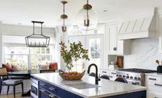 Ranch Kitchen, Kitchen Island, Home Decor, Island Kitchen, Decoration Home, Room Decor, Home Interior Design, Home Decoration, Interior Design