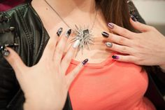See all the awesome #nailart from Oxygen's new reality TV show.