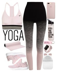 """""""Untitled #1895"""" by mihai-theodora ❤ liked on Polyvore featuring NIKE, ARKK Copenhagen, Pepper & Mayne, No Ka'Oi, ban.do, Various Projects and CYLO"""