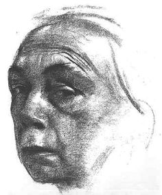 """Kathe Kollwitz """"It is my duty to voice the suffering of men, the never-ending sufferings heaped mountain-high."""""""