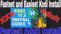 Install Kodi |Fastest set up(2mins) | Kodi XXX adult Set-up| No Computer...