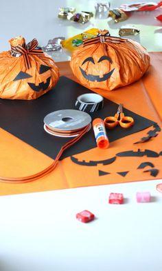 tissue-paper-pumpkin-treat-bag-craft-supplies