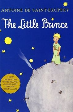he Little Prince by Antoine de Saint-Exupéry, Richard Howard (Translator)