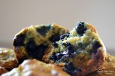 Looking for some delicious paleo blueberry muffins then look no further! These gluten free muffins are fantastic as a snack or a dessert.