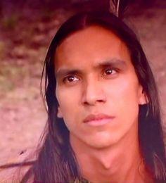 Michael Greyeyes - Plains Cree                                                                                                                                                                                 More