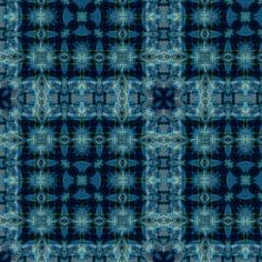 Blue_Neon_Cascade_06 by stradling_designs, click to purchase fabric