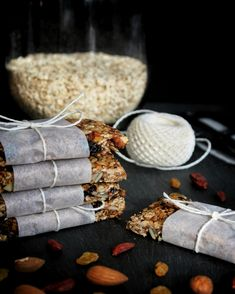Muesli, Granola, Raw Vegan, Kids Meals, Sweet Recipes, Cheesecake, Food And Drink, Gluten Free, Healthy