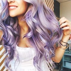 Evelina || her hair OMG