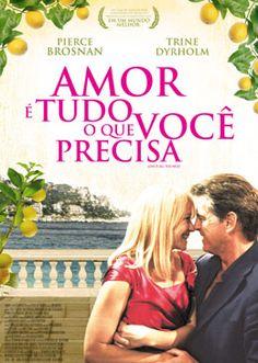 """Confira um pouco da comédia romântica """"Amor é Tudo o que Você Precisa"""""""
