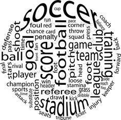 Wall Quote Wall Quote Soccer Ball Words