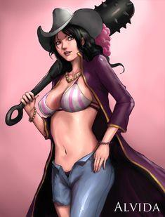 One Piece Alvida by phamoz.deviantart.com on @deviantART
