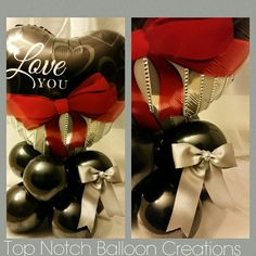 Bling! Bling! Top Notch Balloon Creations Topnotchbalooncreation.com Topnotchballooncreations@gmail.com