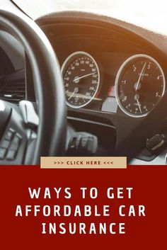 Auto insurance or Car insurance is a pact between the owner of the vehicle and the auto insurance company who would bear the expenses at the time of the theft or damage to the car. In this article you will discover 5 proven ways to get very cheap car insurance.