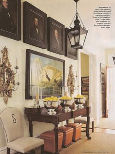 P Allen Smith - love the chairs